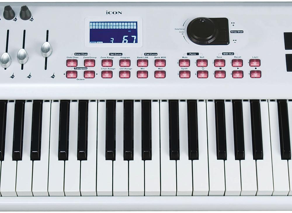 Midi-клавиатуры Icon Inspire-5 air