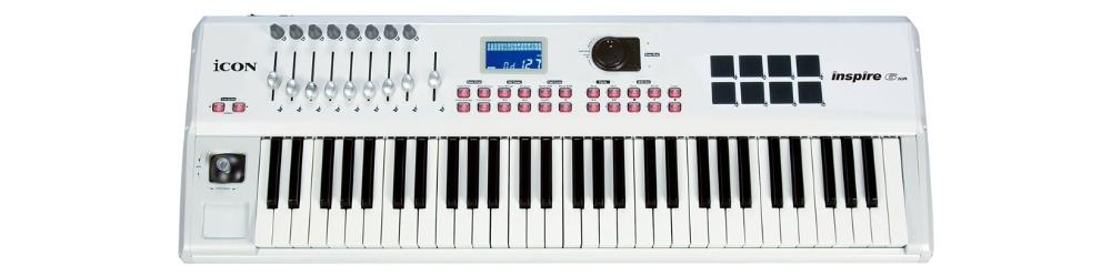 Midi-клавиатуры Icon Inspire-6 air