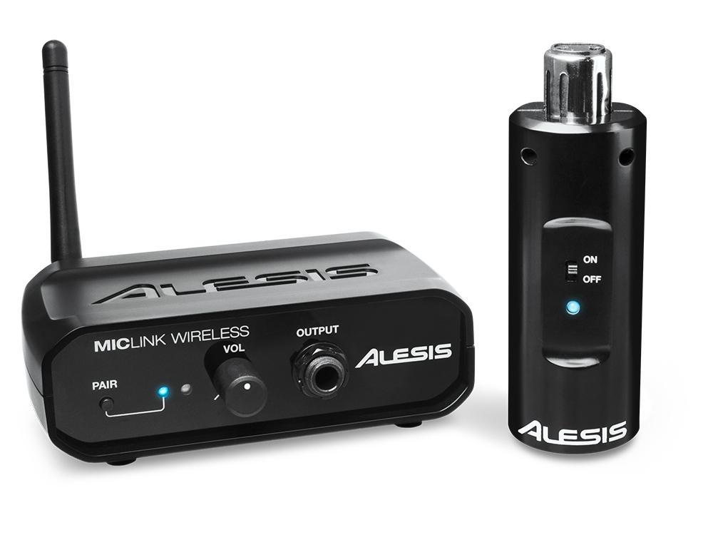 Все Микрофоны Alesis MICLINK WIRELESS