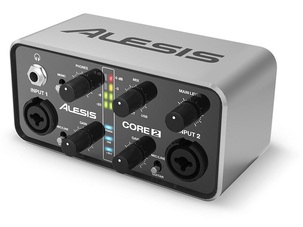 Звуковые карты Alesis CORE 2