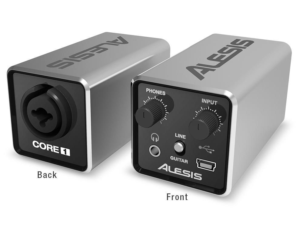 Звуковые карты Alesis CORE 1