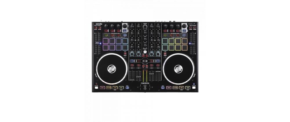 DJ-контроллеры Reloop Terminal Mix 8 Flagship Serato DJ Controller Launched
