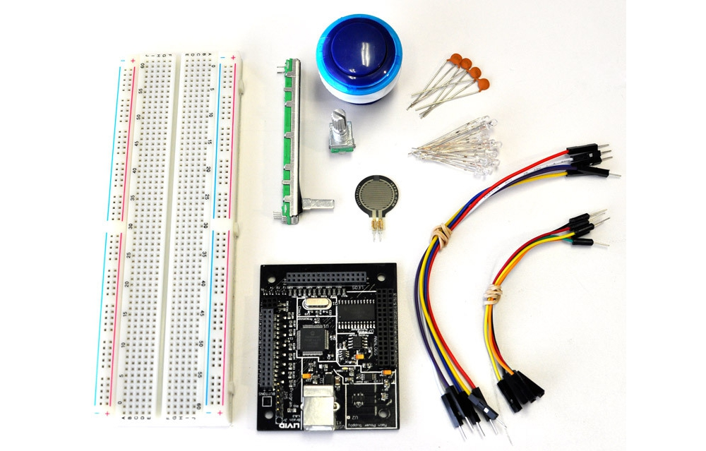 Звуковые карты LIVID Brain Jr. Starter Kit