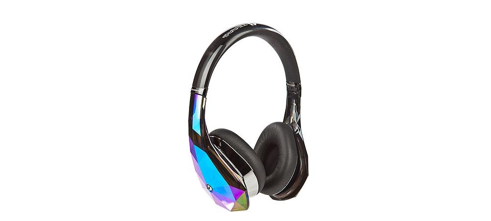 Наушники для аудиофилов Monster Diamond Tears Edge On-Ear Black
