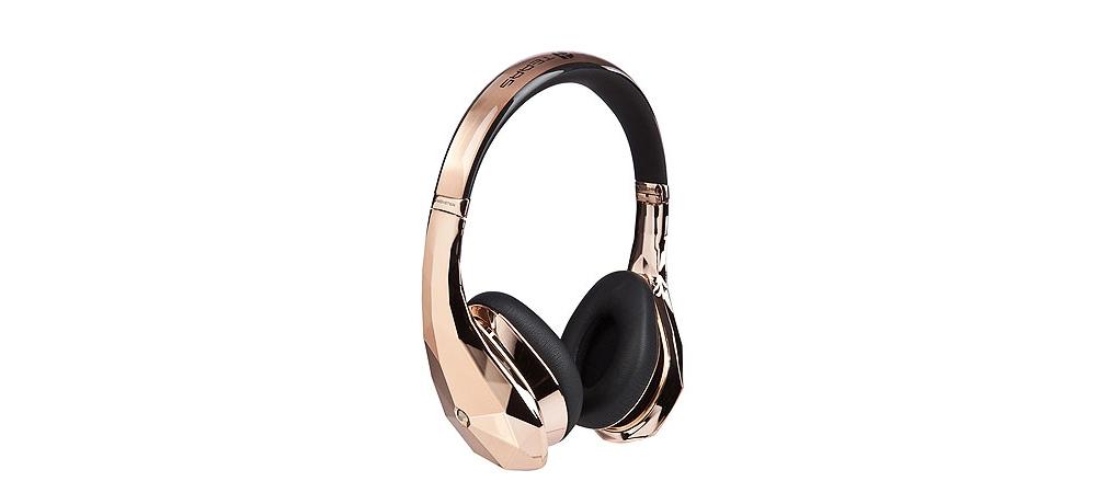 Наушники для аудиофилов Monster Diamond Tears Edge On-Ear Gold