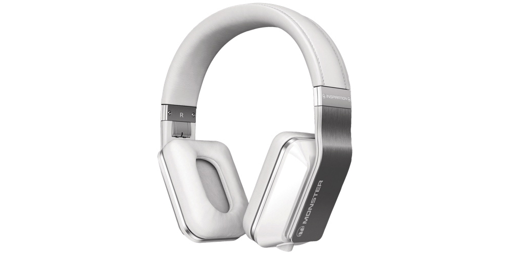 Наушники для плеера Monster Inspiration Active Noise Canceling Over-Ear White