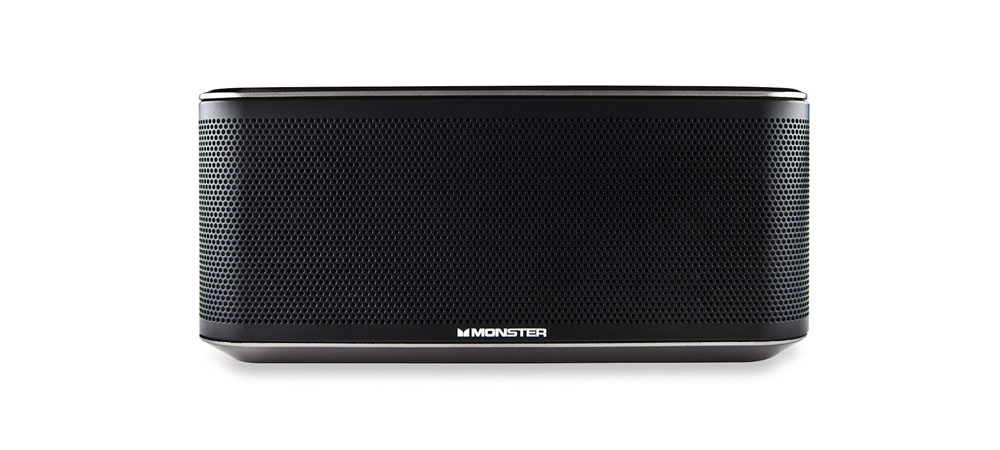 Портативные колонки Monster Clarity HD Micro Bluetooth Speaker Black