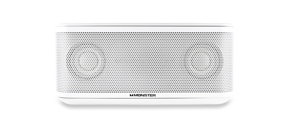 Портативные колонки Monster Clarity HD Micro Bluetooth Speaker White