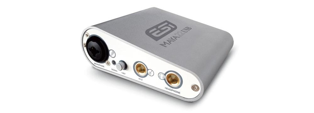 Звуковые карты ESI MAYA22 USB