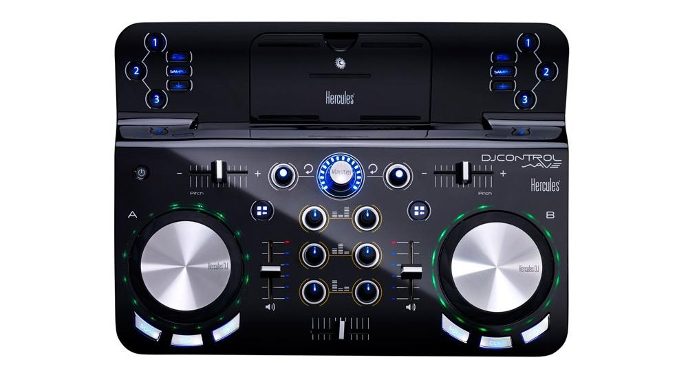 DJ-контроллеры Hercules DJControlWave