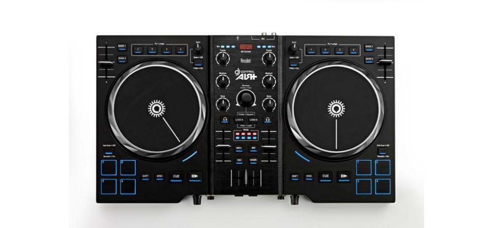 DJ-контроллеры Hercules DJControl AIR+