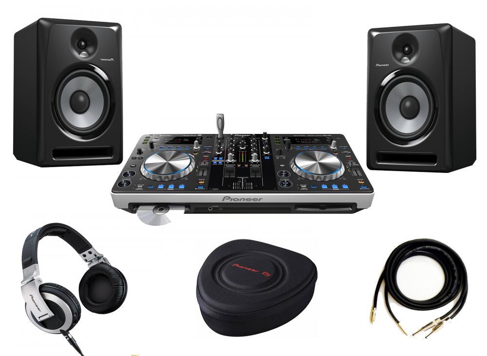 DJ-комплекты Pioneer XDJ-R1+Pioneer S-DJ60X(пара)+Pioneer HDJ-2000+Pioneer HDJ-HC01+PRODJ CABLE в подарок