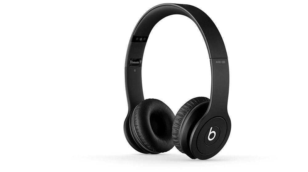 Наушники для плеера Beats by Dr. Dre Solo HD Monochromatic On Ear Headphone Black