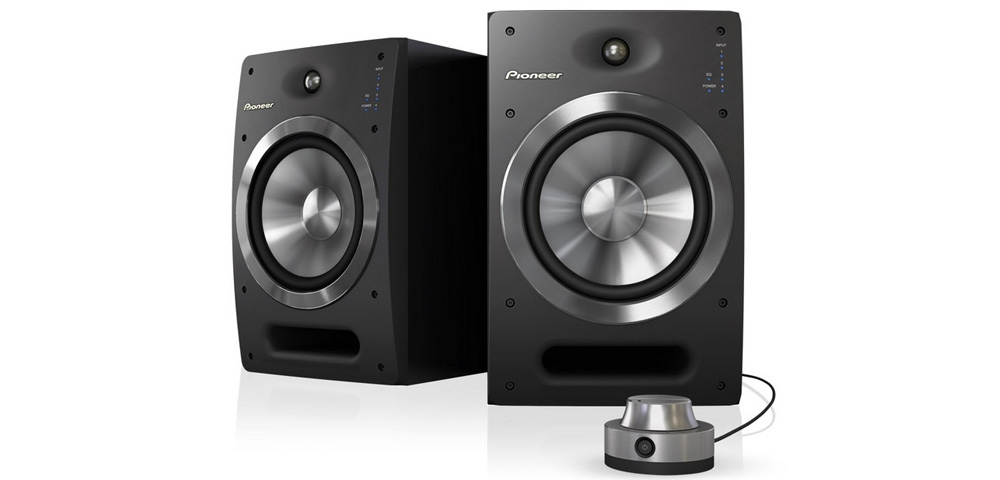 Студийные мониторы Pioneer S-DJ05