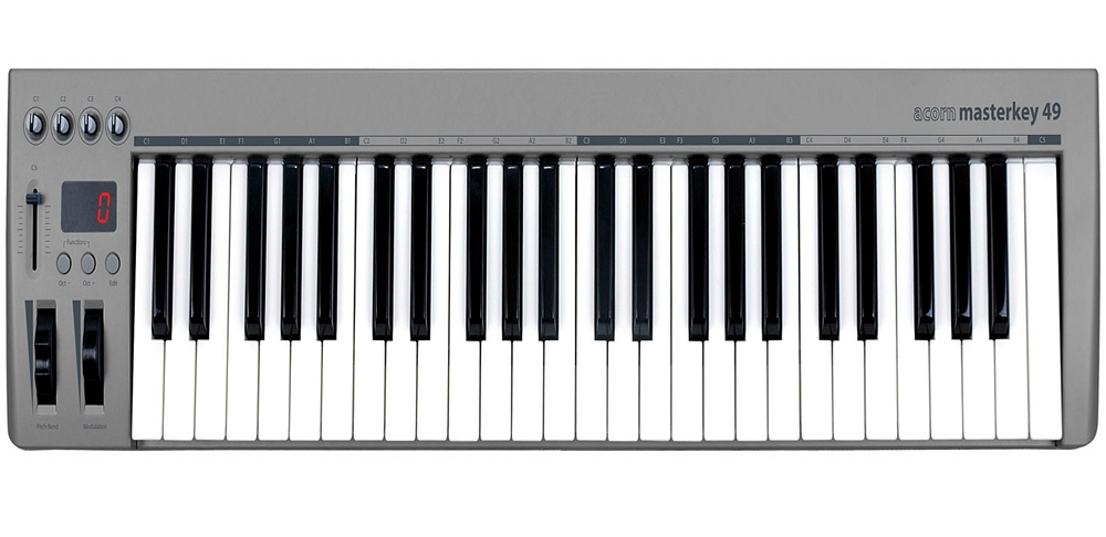 Midi-клавиатуры Nektar Acorn Masterkey 49