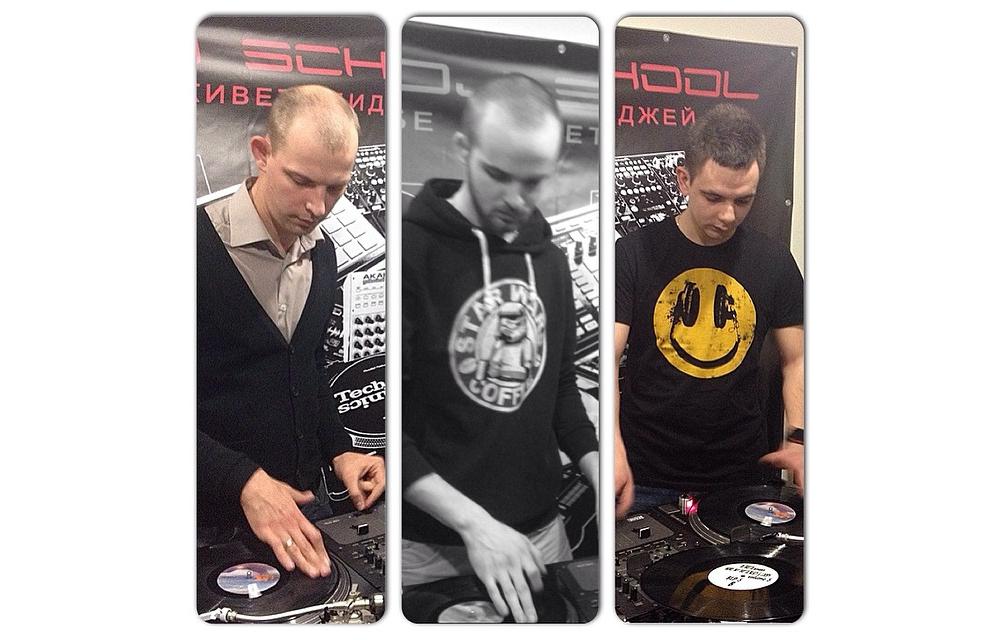 DJ-контроллеры DJ Урок в PRODJ SCHOOL