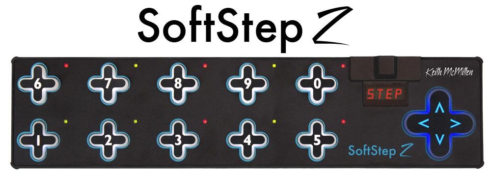 DJ-контроллеры Keith McMillen SoftStep 2