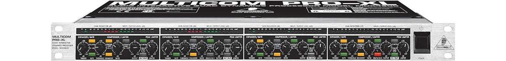 Компрессоры Behringer MDX 4600 MULTICOM PRO-XL