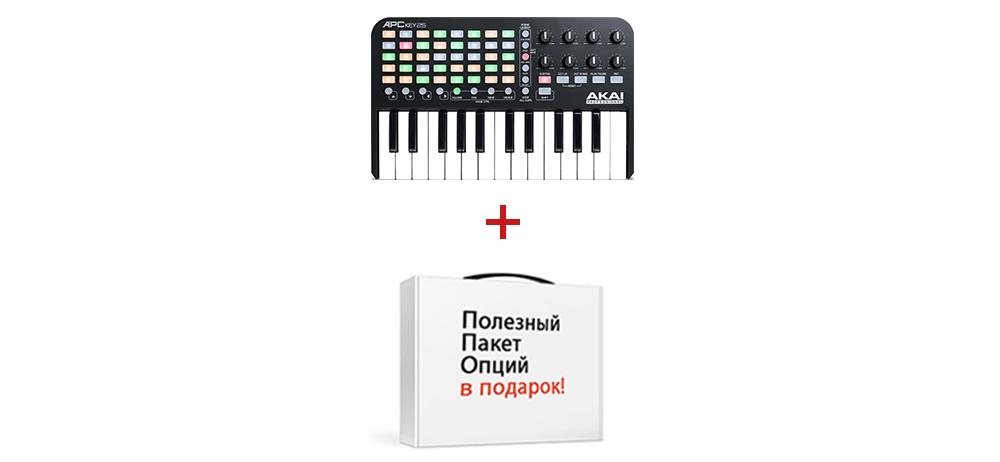 Midi-клавиатуры Akai APC Key 25