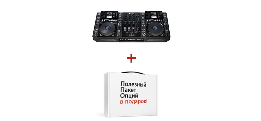 DJ-контроллеры Gemini CDMP-7000