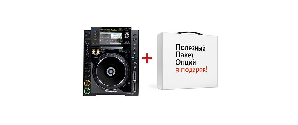 CD/USB-проигрыватели Pioneer CDJ-2000