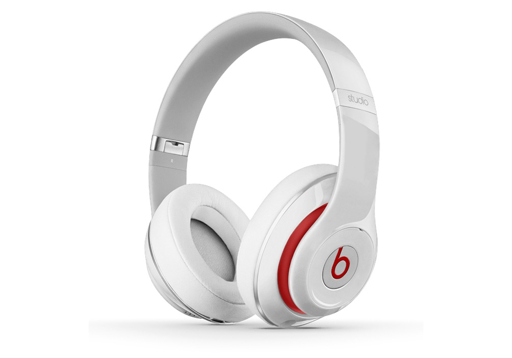 Наушники для плеера Beats by Dr. Dre Studio 2.0 Over Ear Headphone White