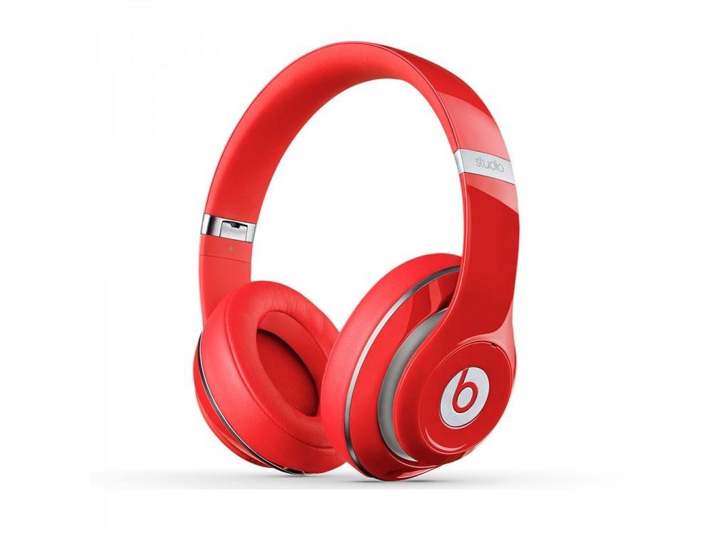 Наушники для плеера Beats by Dr. Dre Studio 2.0 Over Ear Headphone Red