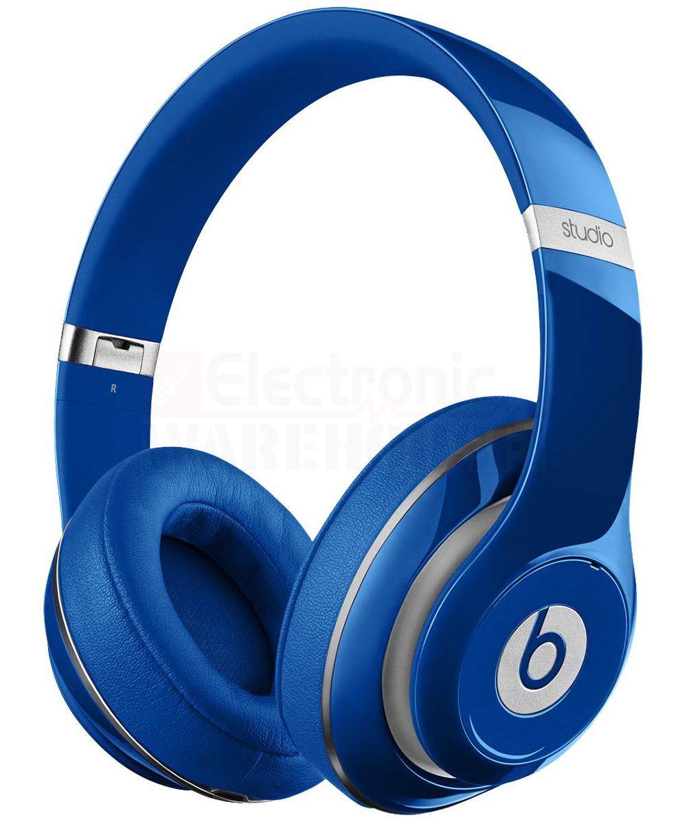 Наушники для плеера Beats by Dr. Dre Studio 2.0 Over Ear Headphone Blue