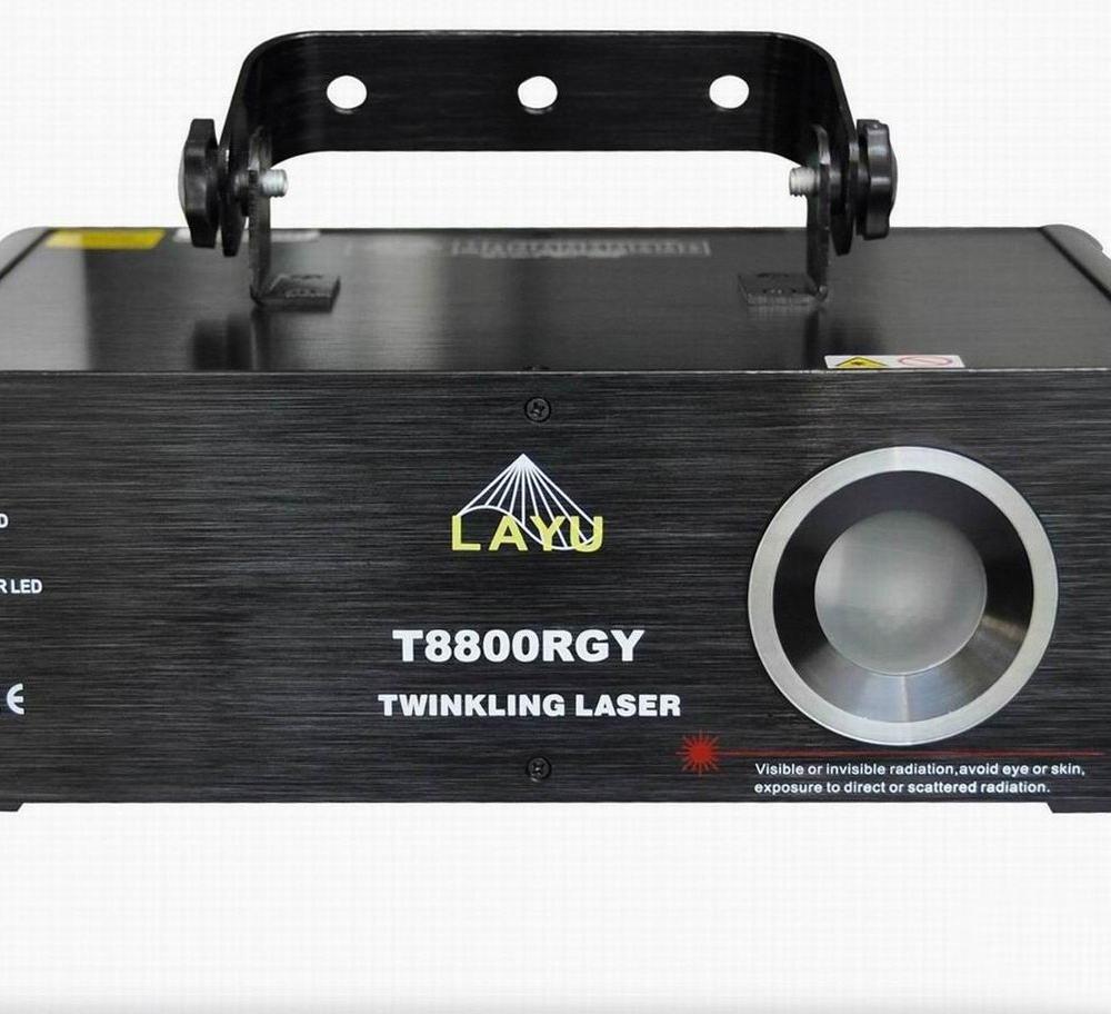 Лазеры LAYU T8800RGY