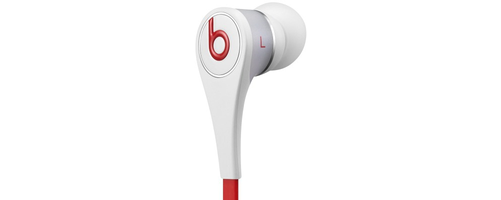 Наушники для плеера Beats by Dr. Dre Tour 2.0 In-Ear Headphone White