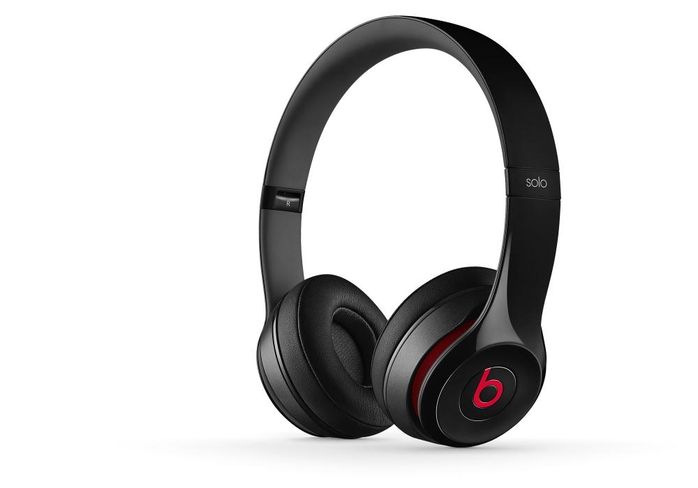 Наушники для плеера Beats by Dr. Dre Solo 2.0 Black