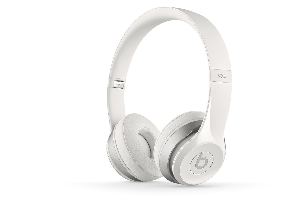 Наушники для плеера Beats by Dr. Dre Solo 2.0 White