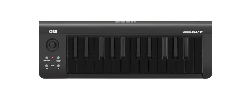 Midi-клавиатуры Korg microKEY25 BK