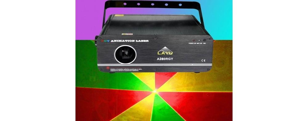 Лазеры LAYU A280RGY