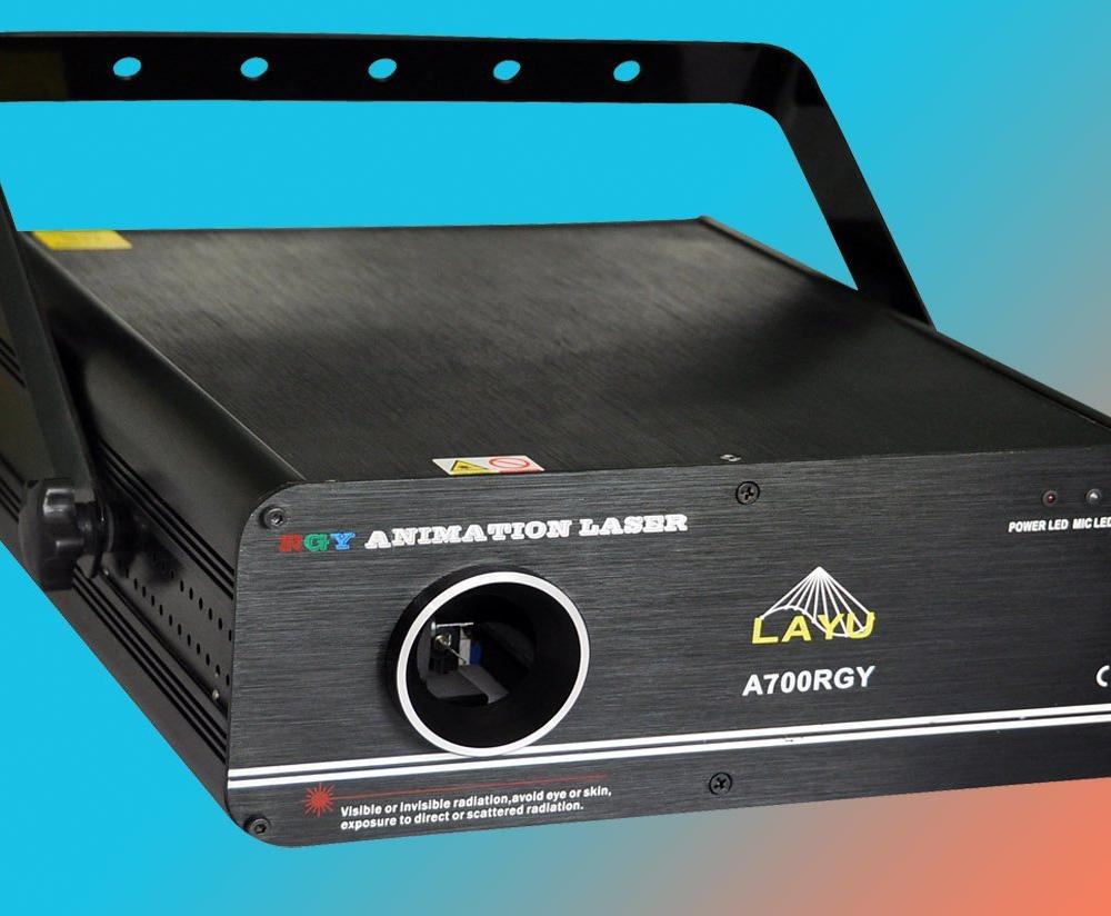 Лазеры LAYU A700RGY