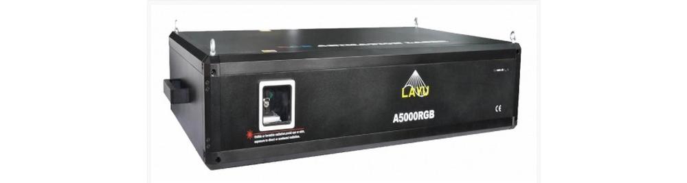 Лазеры LAYU A5000RGB