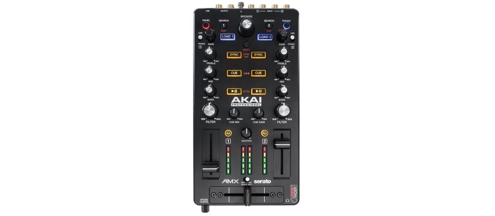 DJ-контроллеры Akai AMX