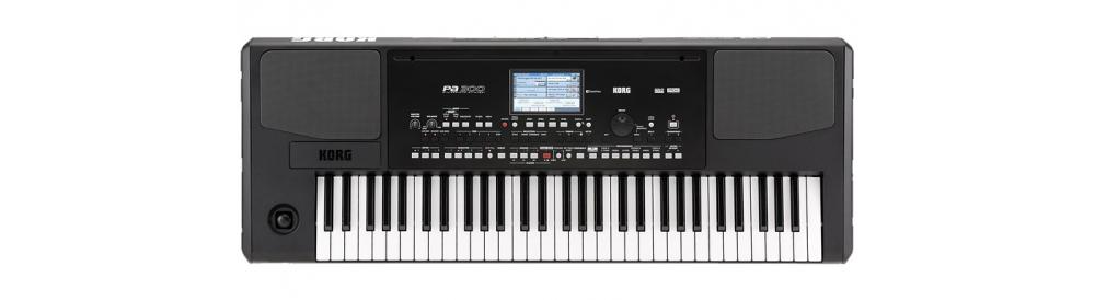Синтезаторы и рабочие станции Korg PA300