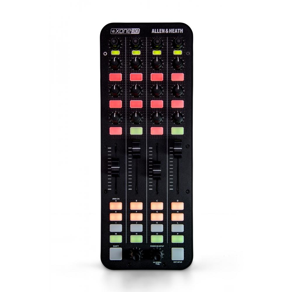 DJ-контроллеры Allen & Heath  Xone:K1