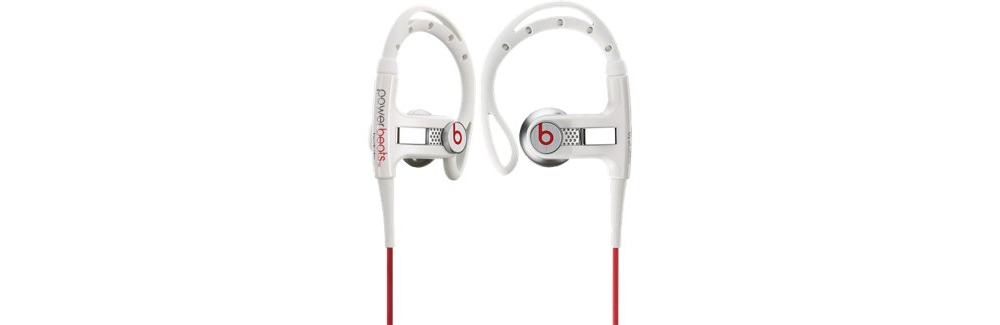 Наушники для плеера Beats by Dr. Dre Powerbeats In-Ear Headphone White
