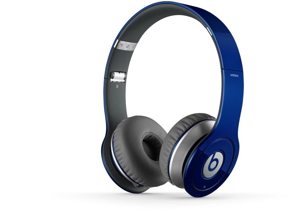 Наушники для плеера Beats by Dr. Dre Wireless Blue