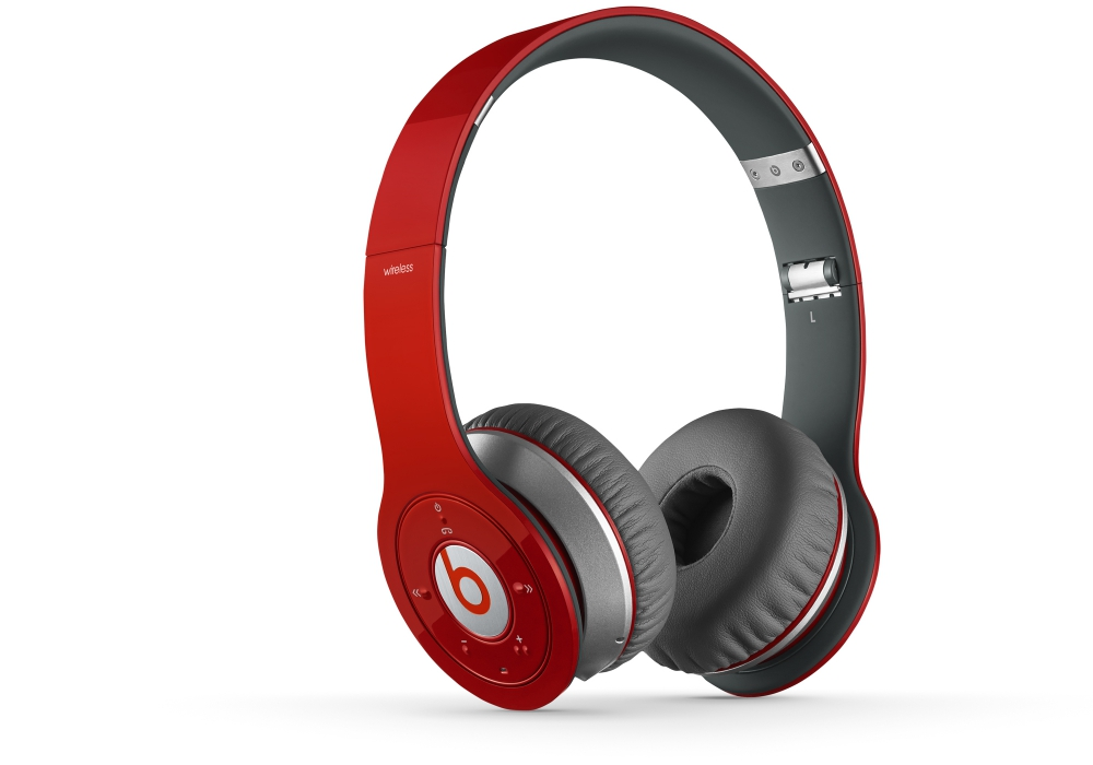 Наушники для плеера Beats by Dr. Dre Wireless Red