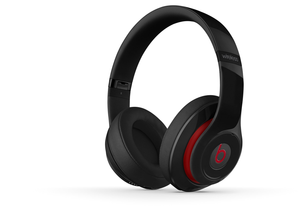 Наушники для плеера Beats by Dr. Dre Studio Wireless Black