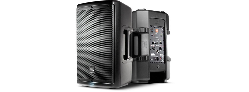 Акустические системы JBL EON 610