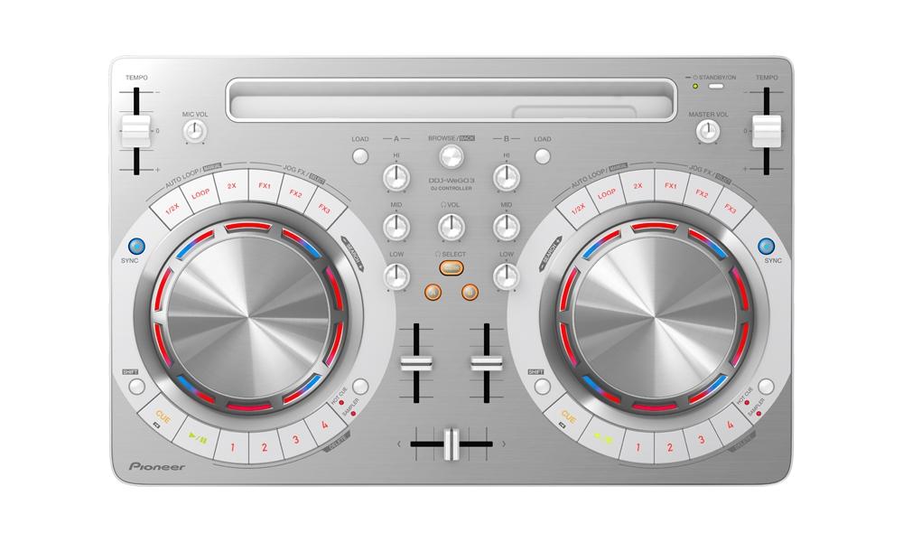 DJ-контроллеры Pioneer DDJ-WeGO3 White