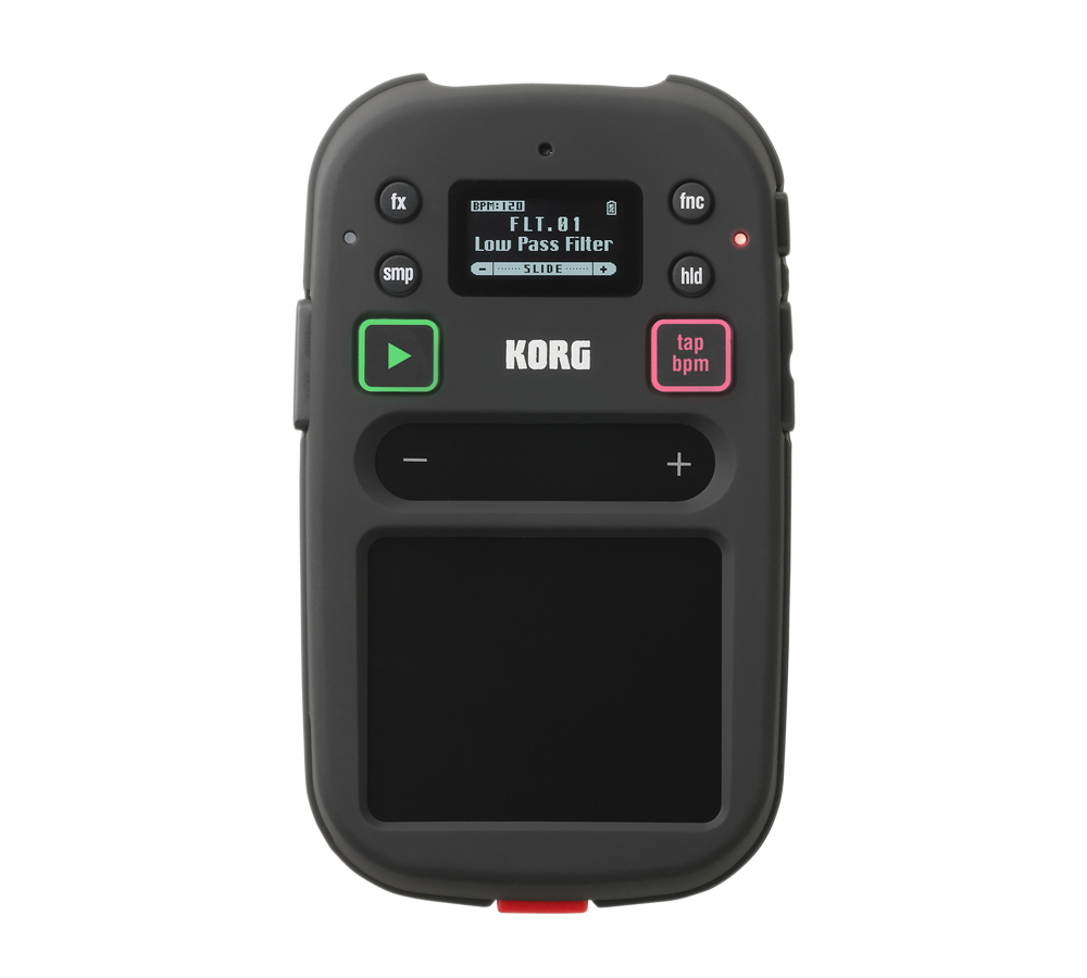 Эффекторы Korg mini kaoss pad 2S
