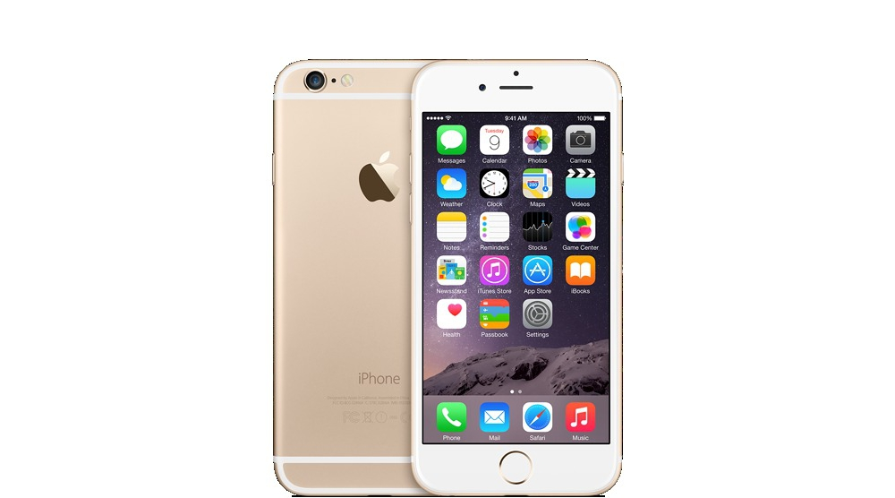 iPhone Apple iPhone 6 16Gb Gold