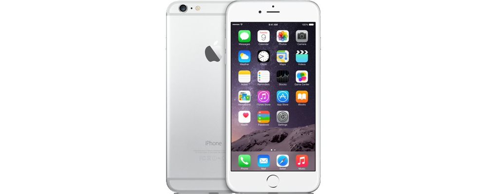 iPhone Apple iPhone 6 Plus 16Gb Silver