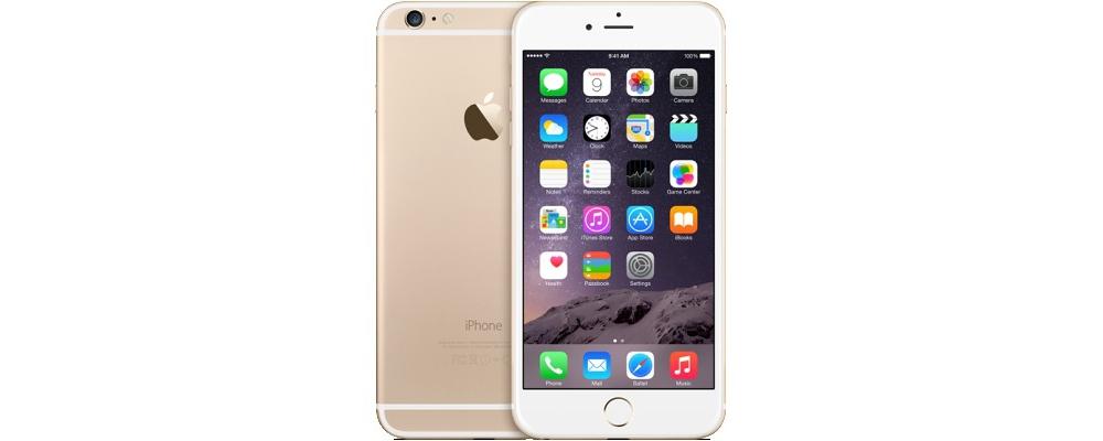 iPhone Apple iPhone 6 Plus 16Gb Gold