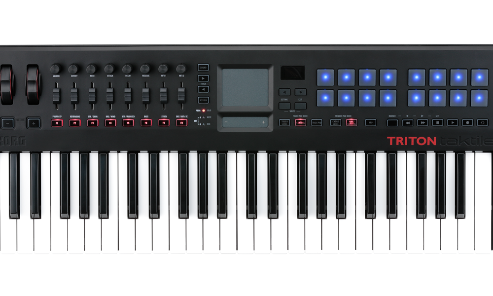 Midi-клавиатуры Korg TRTK 49 (Triton Taktile)